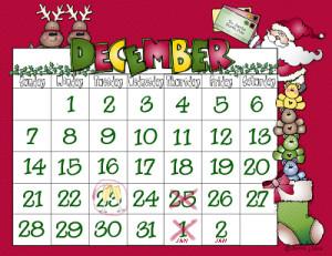 December-2014-Calendar-Christmas-4